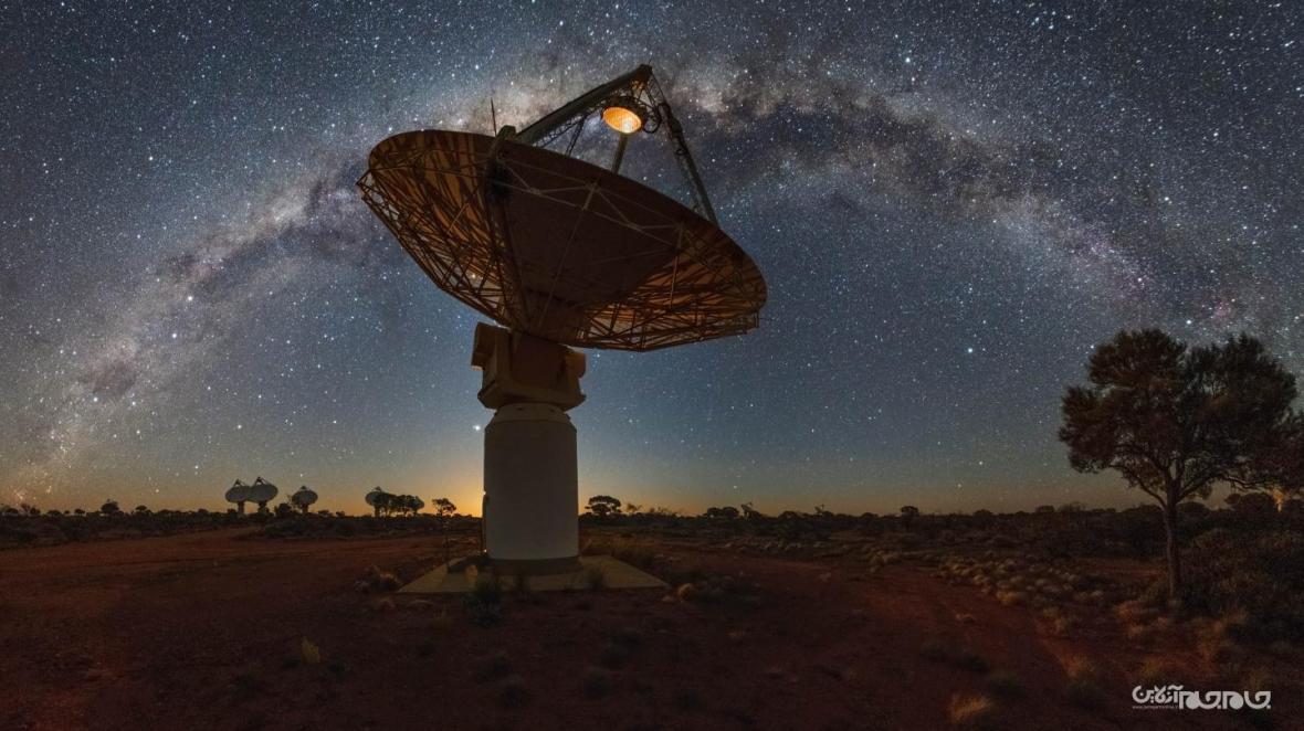رکوردشکنی تلسکوپ استرالیایی: نقشه&zwnjبرداری از 3 میلیون کهکشان در 300 ساعت